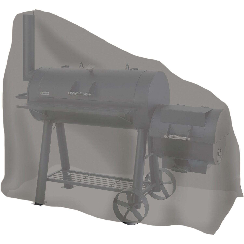 tepro universal abdeckhaube f r smoker gro ca 172 2 cm x 147 3 cm anthrazit kaufen bei obi. Black Bedroom Furniture Sets. Home Design Ideas