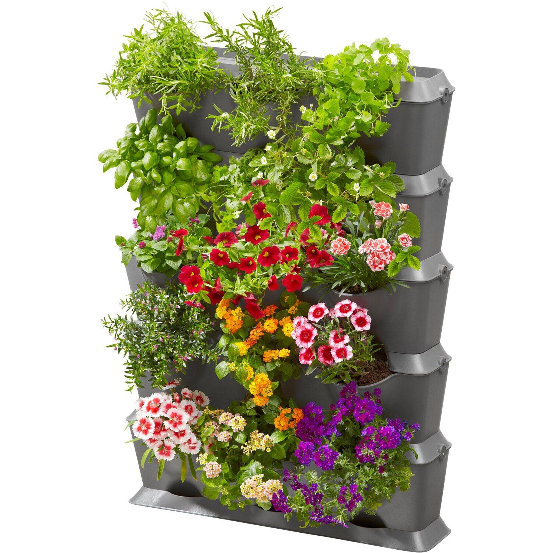 gardena pflanz set natureup vertikal mit bew sserung kaufen bei obi. Black Bedroom Furniture Sets. Home Design Ideas