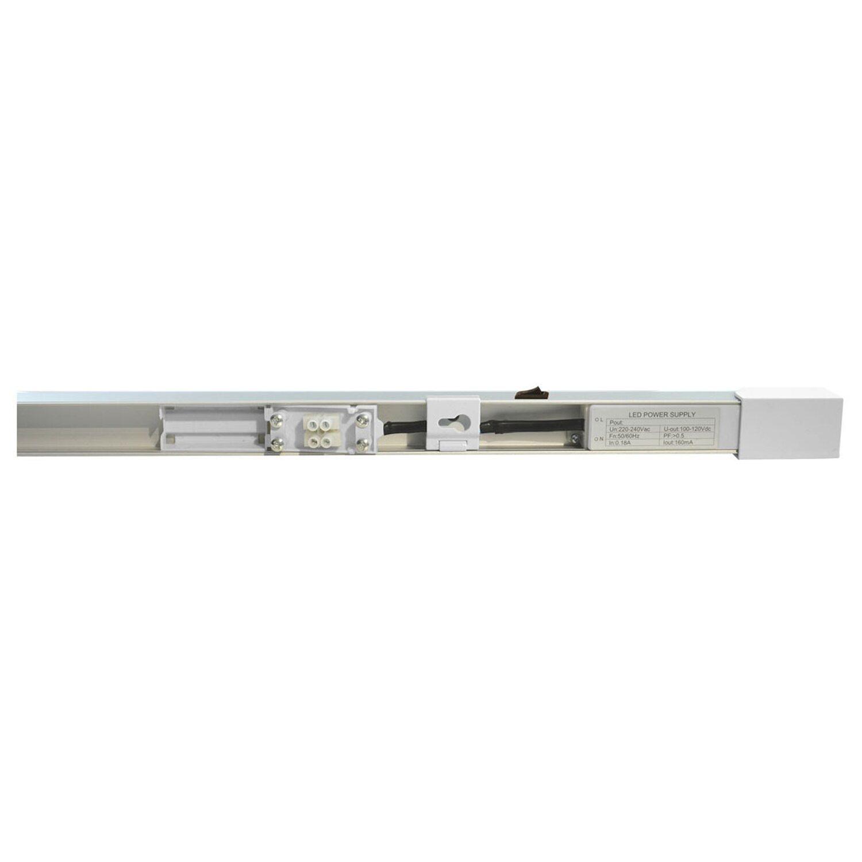 LED-Lichtleiste mit Schalter 10 W Länge 60 cm EEK: A kaufen bei OBI
