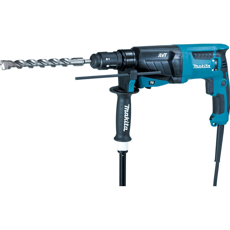 makita bohrhammer hr2631ft sds-plus 800 w kaufen bei obi