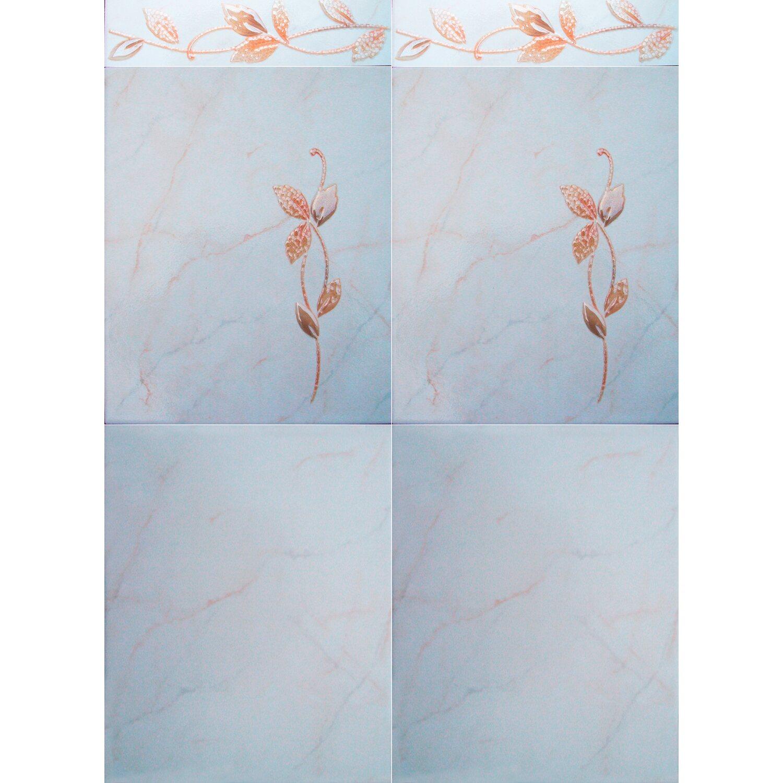 wandbordüre cipro beige 5 cm x 20 cm kaufen bei obi