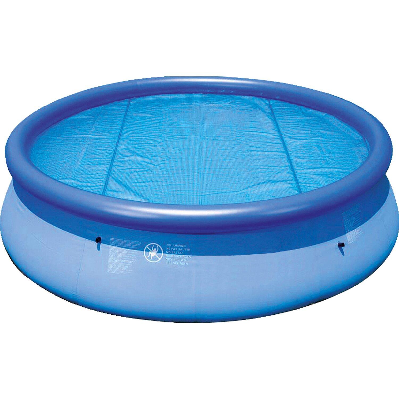 Intex solarabdeckplane f r easy frame pool 348 cm for Obi frame pool