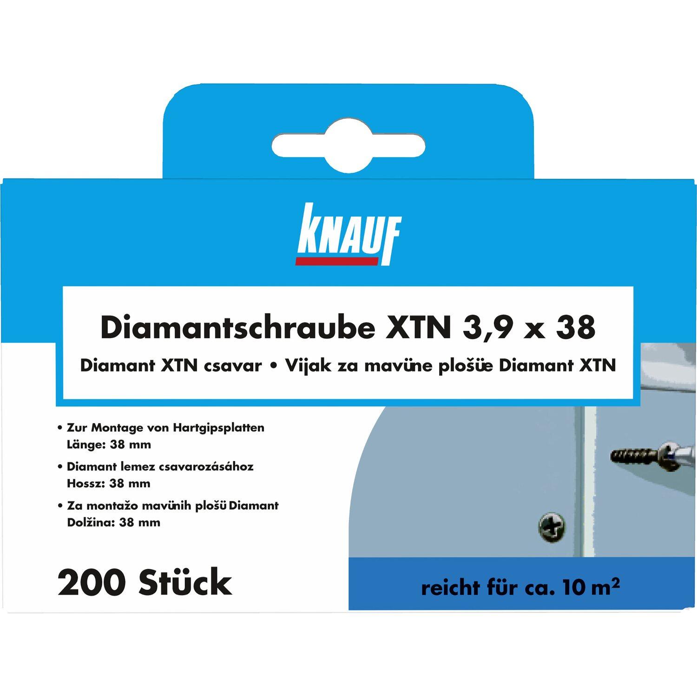 Knauf Diamantschraube XTN