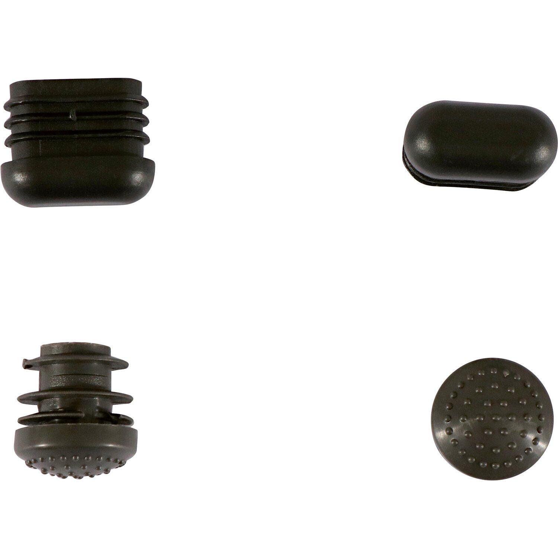 Stapelstuhl Streckmetall.Fußkappen Für Cmi Streckmetall Stapelstuhl 4 Stück