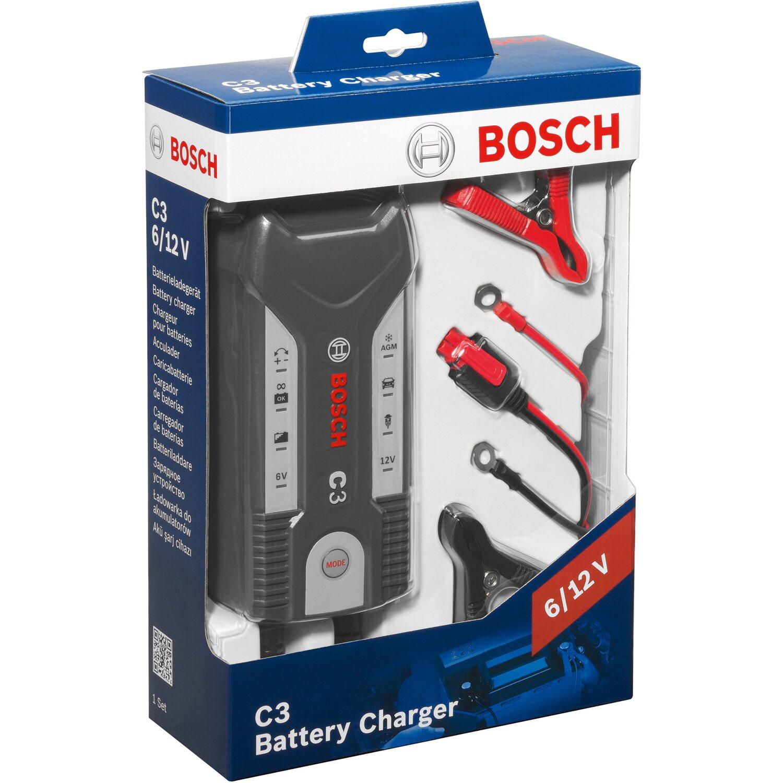 Bosch Mikroprozessor Batterieladegerät C3