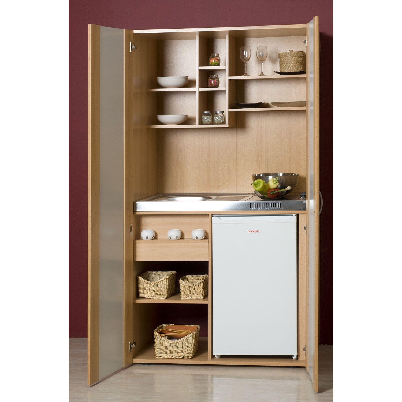 Schrankküche büro  Mebasa Schrankküche 60 cm, buche kaufen bei OBI