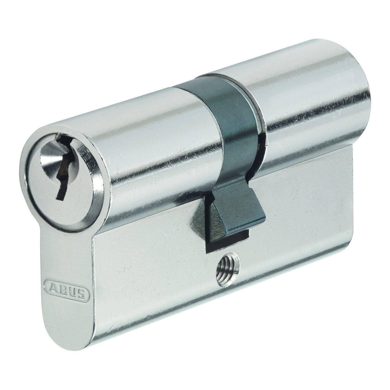 Abus  Profilzylinder E50N 28/34 Nickel