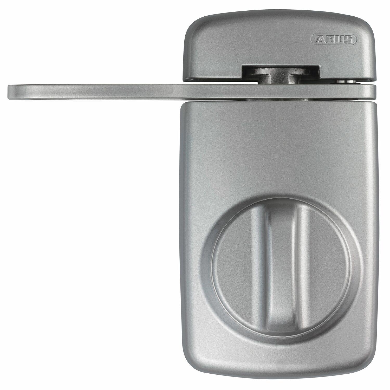 Abus  Türzusatschloss 7030 Silber