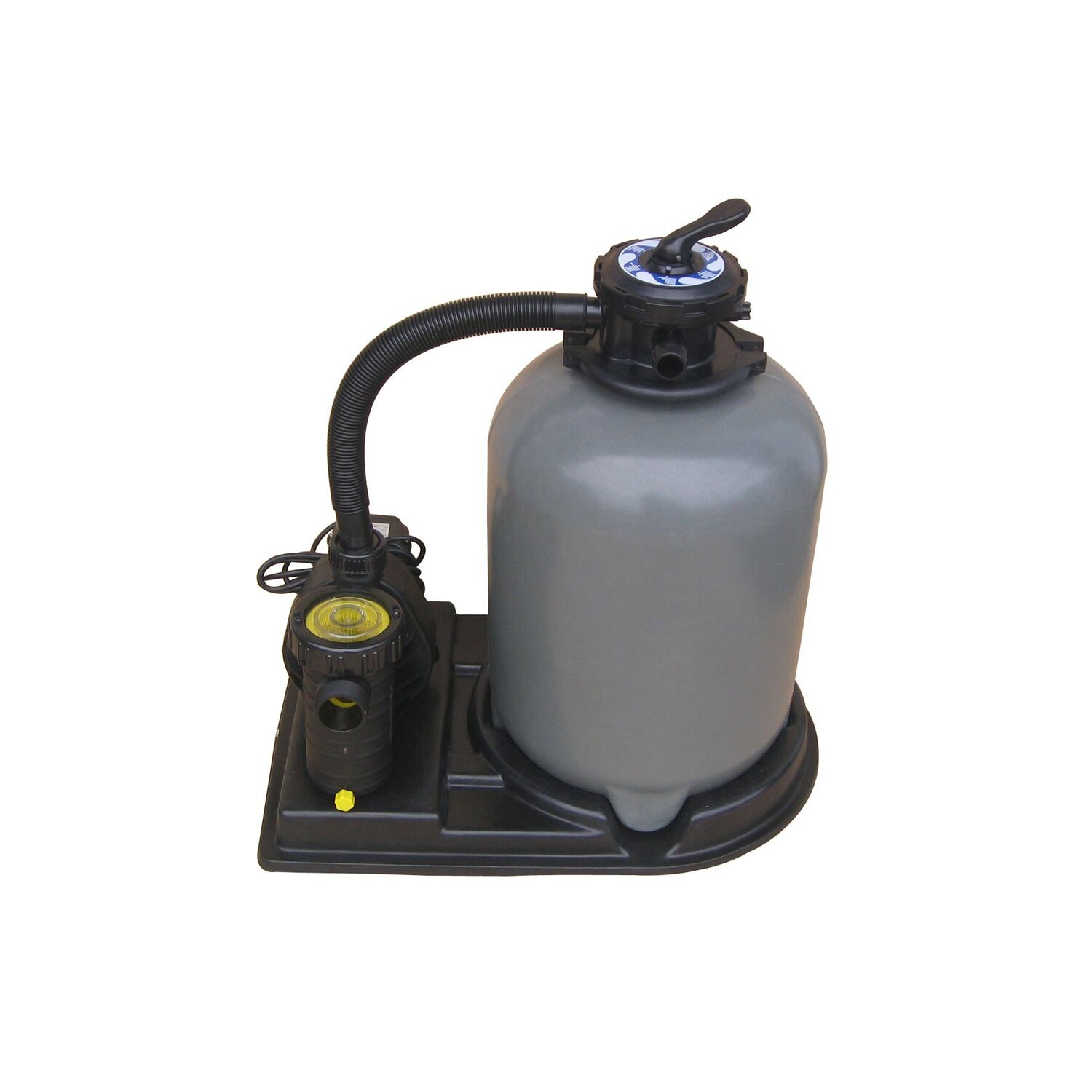 summer fun sandfilteranlage sf 133 f r pools bis 30 m