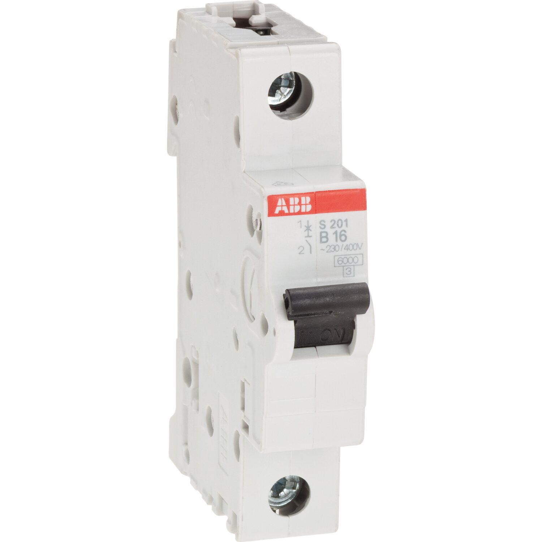 ABB Einbauautomat 1-polig 16 A