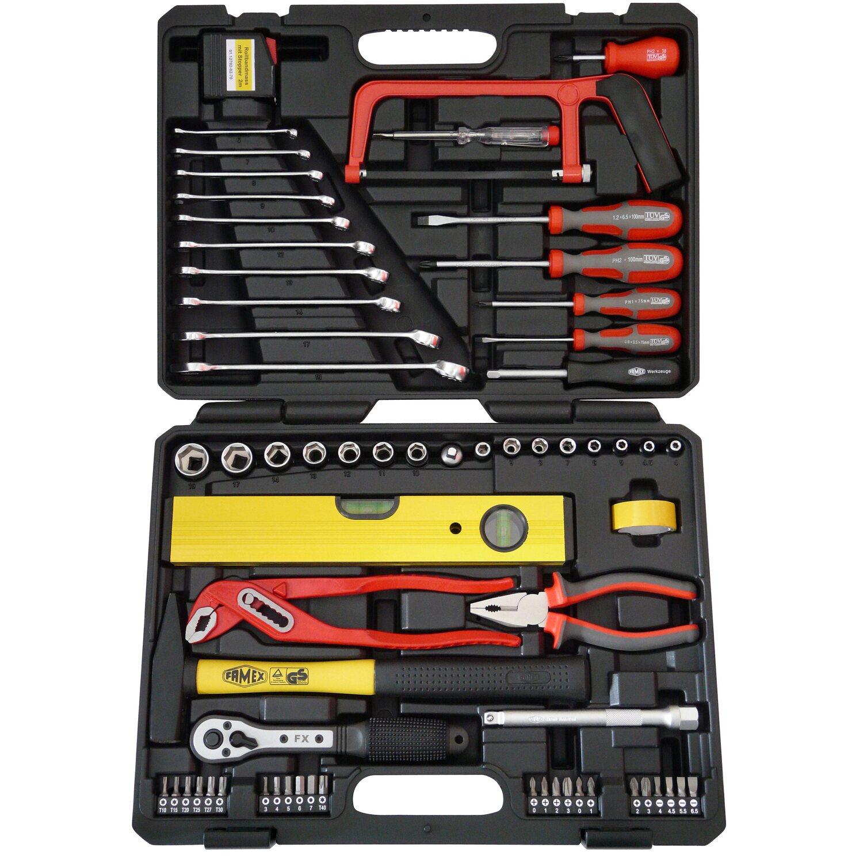 Famex  Werkzeugkoffer Universal 145-55