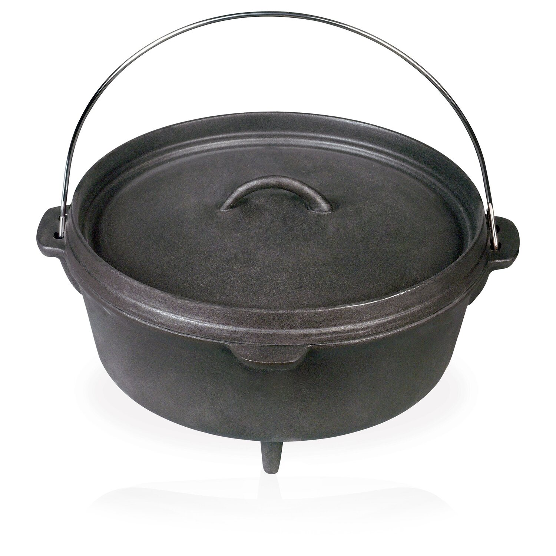 barbecook kochtopf dutch oven kaufen bei obi. Black Bedroom Furniture Sets. Home Design Ideas