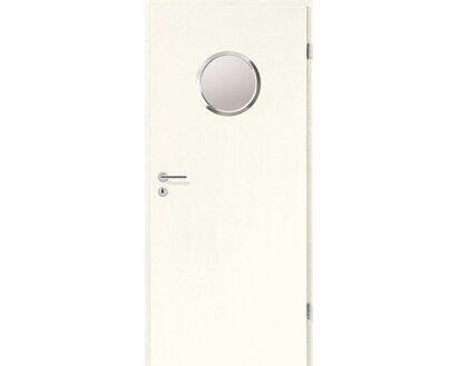 Relativ Lichtausschnitt / Bullauge für Zimmertüren 30 cm Klarglas CT56