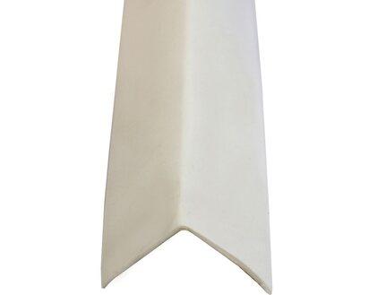 Knickwinkel PVC 6 m lang 35 x 35 x 2 mm