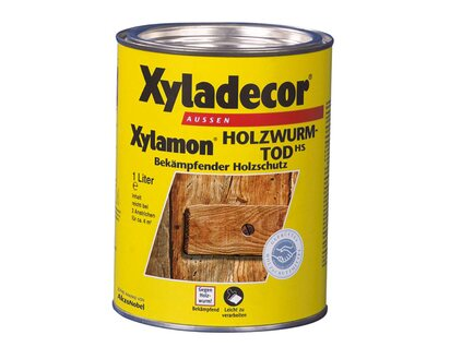 Xyladecor Holzwurm Tod Xylamon Transparent 1 L Kaufen Bei Obi