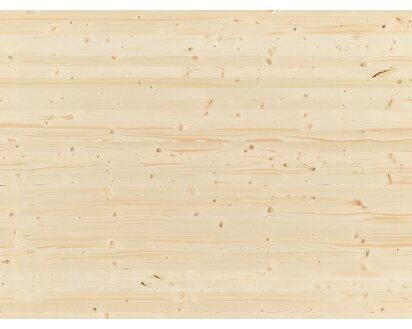 Massivholzplatte Fichte 250 Cm X 122 Cm X 1 8 Cm Kaufen Bei Obi