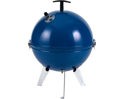 Tepro Holzkohlegrill Obi : Tepro mini kugelgrill crystal blau kaufen bei obi