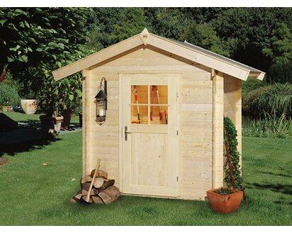 Weka Holz Gartenhaus Bregenz A Bxt 200 Cm X 200 Cm Kaufen Bei Obi