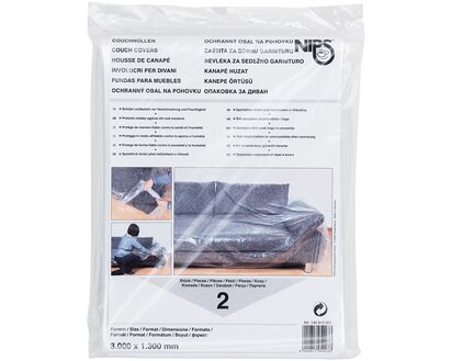 Couchhulle Transparent 2er Pack Kaufen Bei Obi