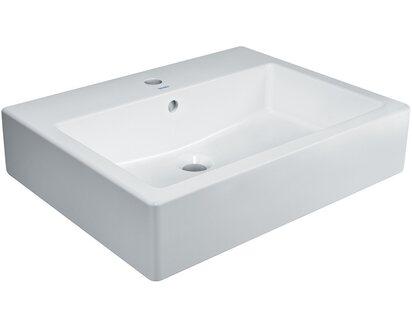 Duravit Waschbecken 60 Cm Vero Weiss Kaufen Bei Obi