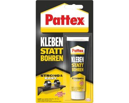 Bevorzugt Pattex Kleben statt Bohren 50 g kaufen bei OBI XJ91