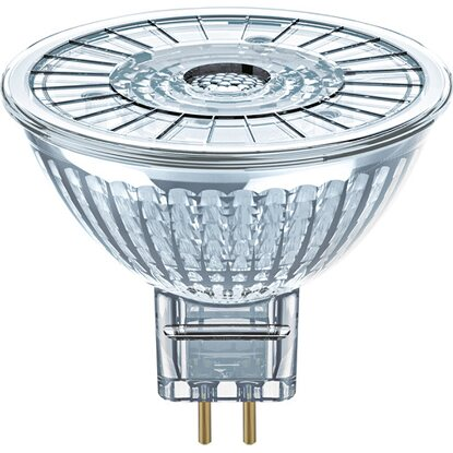 Osram LED-Reflektorlampe EEK: A+ MR16 GU5.3 / 4,6 W (350 lm) Warmweiß 2er-Pack