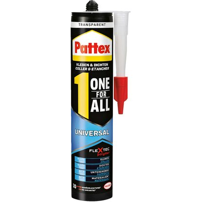 Pattex one for all Transparent 310 g