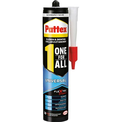 Pattex one for all Schwarz 420 g