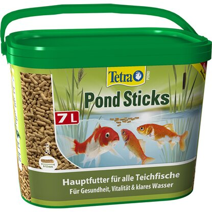 Tetra Pond Fischfutter Sticks 7 l