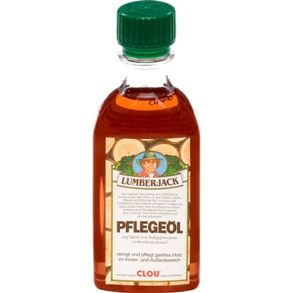 Lumberjack Pflegeöl Transparent 250 ml