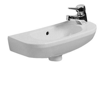 laufen handwaschbecken objekt 50 cm rund wei kaufen bei obi. Black Bedroom Furniture Sets. Home Design Ideas