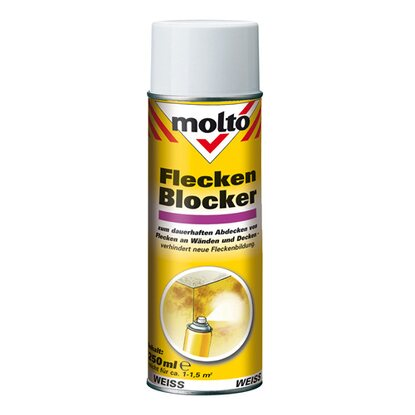 Molto Flecken Blocker Spray Weiß 250 ml