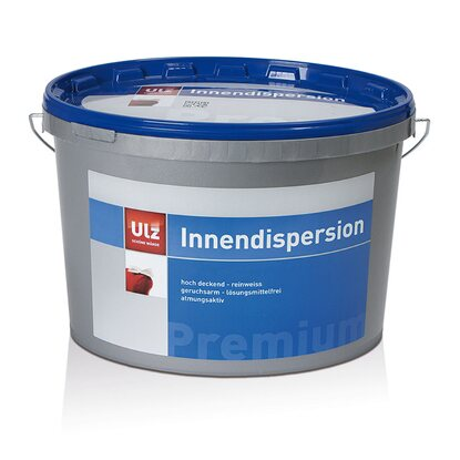Innendispersion Reinweiß matt 1 l