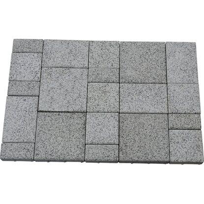 Granit Pflastersteine Obi premac pflaster klasiko aqua flair kombi granit grau 6 cm kaufen bei obi