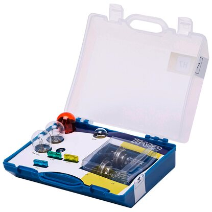 Lampenbox H7 10-teiliges Set