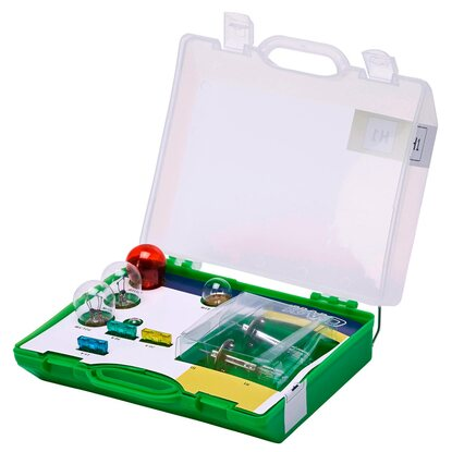 Lampenbox H1 10-teiliges Set