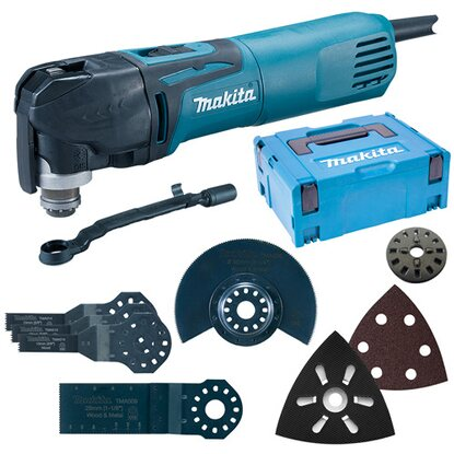 Makita Multi-Tool TM3010CX5J
