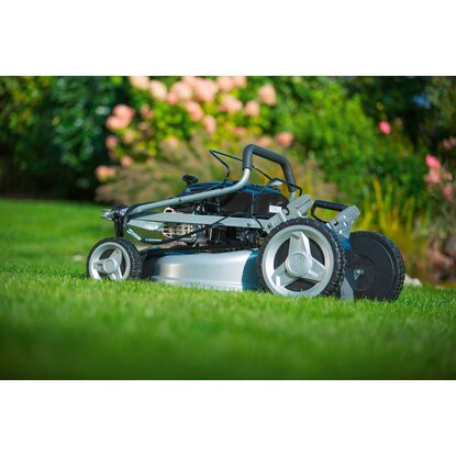 lux highwheel benzin rasenm her b 53 hma e kaufen bei obi. Black Bedroom Furniture Sets. Home Design Ideas