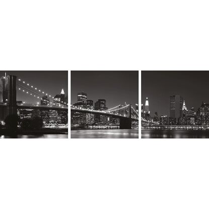 Eurographics Wandtattoo 3er-Set Manhattan  DP