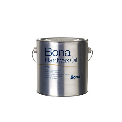 Bona Hardwax Oil Transparent 2,5 l