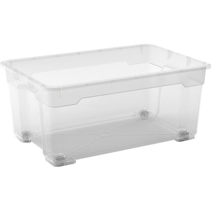 OBI Allzweckbox Santos Transparent L 41 l