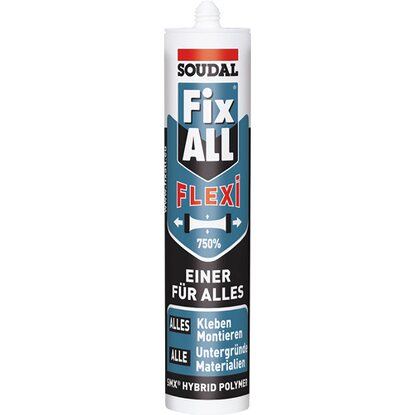 Soudal Fix All Flexi Weiß 470 g