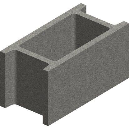 schalungsstein kiesbeton 15 cm x 25 cm x 50 cm kaufen bei obi. Black Bedroom Furniture Sets. Home Design Ideas
