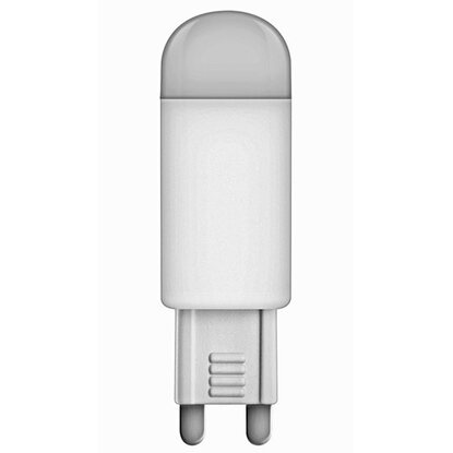 Osram LED-Lampe EEK: A+ Pin G9 / 1,9 W (140 lm) Warmweiß Matt