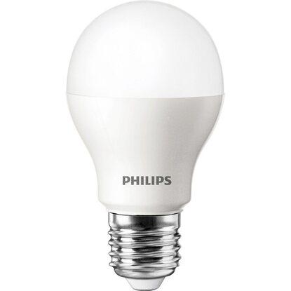 Philips LED-Glühlampe EEK: A+ E27 / 6 W (470 lm), Warmweiß