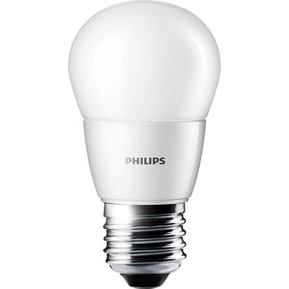 Philips LED-Lampe Tropfenform E27 / 3 W (250 lm), Warmweiß EEK: A+