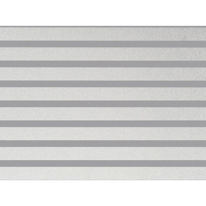 d-c-fix Static Windows Stripes Clarity 45 cm x 200 cm