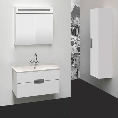 waschbeckenunterschrank rave 70 cm wei kaufen bei obi. Black Bedroom Furniture Sets. Home Design Ideas