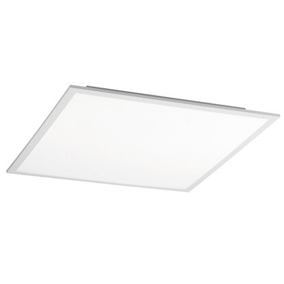 LED-Panel 45x45cm, dimmbar, Lichtfarbe 2700K bis 5000K, Sleepfunktion EEK: A+