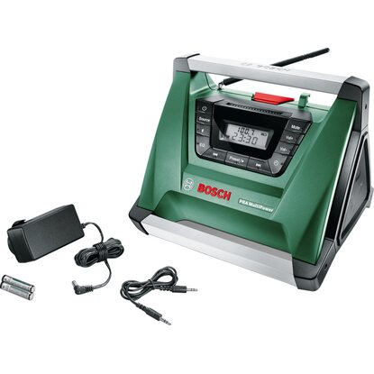 Bosch Akku-Radio PRA Multi Power